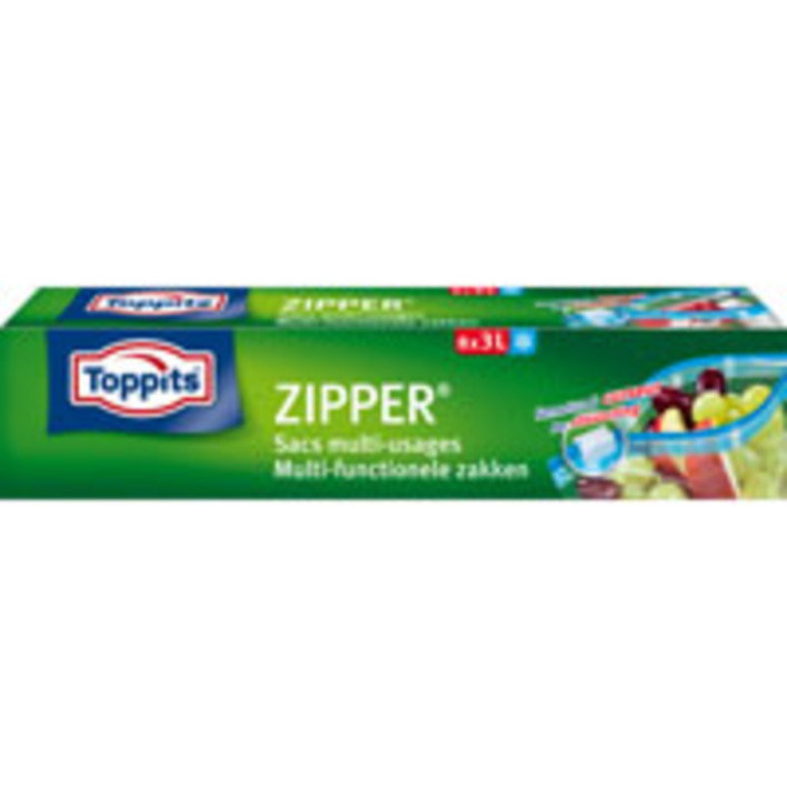Toppits Ziploc