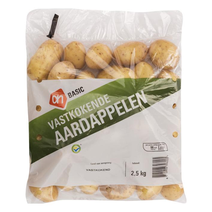 AH BASIC Vastkokende aardappelen