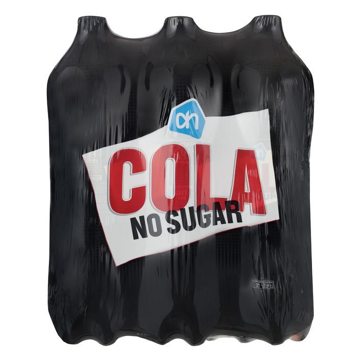 AH Cola zero