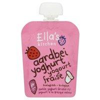 Ella's Kitchen Aardbei yoghurt 6+ mnd