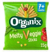 Organix Veggie groente sticks 7 maanden