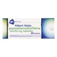 AH Paracetamol/coffeïne 500/50 mg
