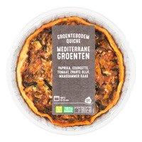 AH Groente quiche mediterrane groenten