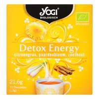 Yogi Detox energy bio