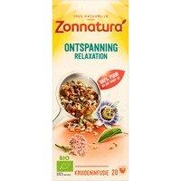 Zonnatura Biologische kruidenthee ontspanning