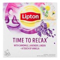 Lipton Infusie time to relax kruidenthee
