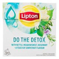 Lipton Infusie do the detox kruidenthee