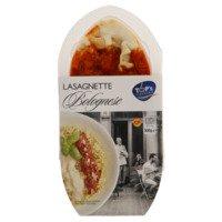 Topscuisine Lasagnette bolognese