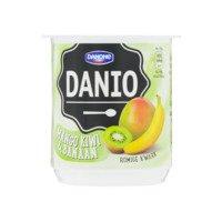Danone Danio mango kiwi-banaan romige kwark