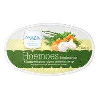 Maza Hoemoes met tuinkruiden