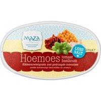 Maza Hoemoes tomaat-basilicum less salt