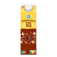 AH Dubbelvla chocolade-vanille