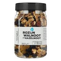 AH Verrijker rozijn-walnoot en hazelnoot