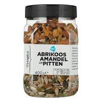 AH Verrijker abrikoos-amandel en pitten