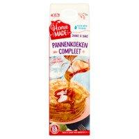 Homemade Shake & bake pannenkoeken compleet