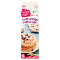 Homemade Shake & bake pannenkoeken meergranen