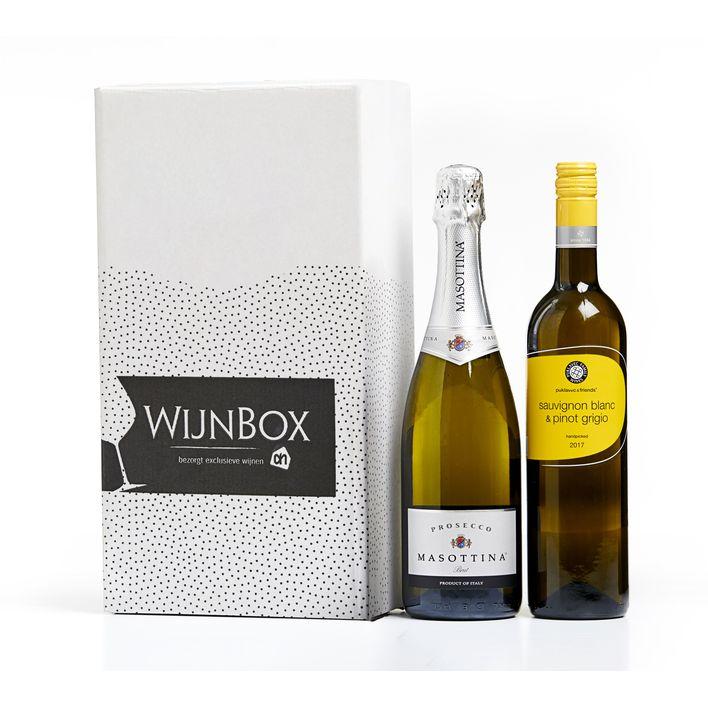 AH Lente brunch wijnbox