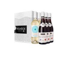 De speciaal om te geven wijnbox