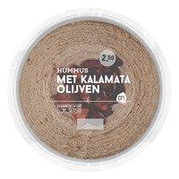 AH Hummus kalamata olijven