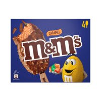 M&M's Karamel ijs
