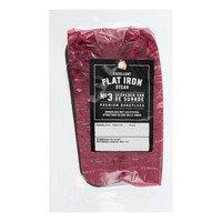 AH Excellent Flat iron steak