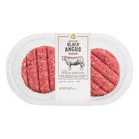 AH Excellent Black Angus burger