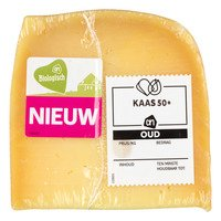 AH Biologisch Oude kaas 50+ stuk