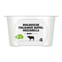 AH Biologisch Buffelmozzarella 52+