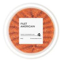 AH Filet americain naturel