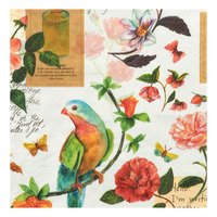 AH Servet patchwork creme 33 x 33 cm