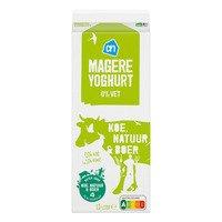 AH Magere yoghurt 0%