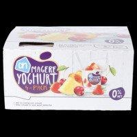 AH Magere yoghurt met fruit 0%