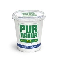 Pur Natur Biologische magere yoghurt
