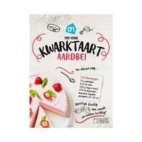 AH Mix voor kwarktaart aardbeien