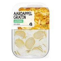AH Aardappelgratin met groene asperge