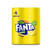Fanta Lemon zero