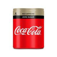 Coca-Cola Caffeine free zero