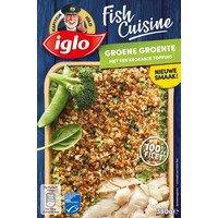 Iglo Fish cuisine groene groente