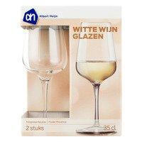 AH Witte wijnglazen model Provence