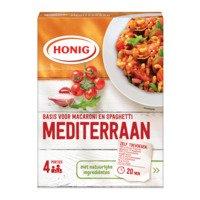 Honig Mix macaroni en spaghetti mediterraan