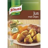 Knorr Vleesjus met uitjes mix