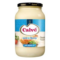 Calvé Saus pot mayonaise licht & romig