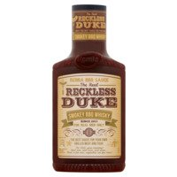 Remia American reckless BBQ whiskey